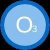 tre atomi di ossigeno