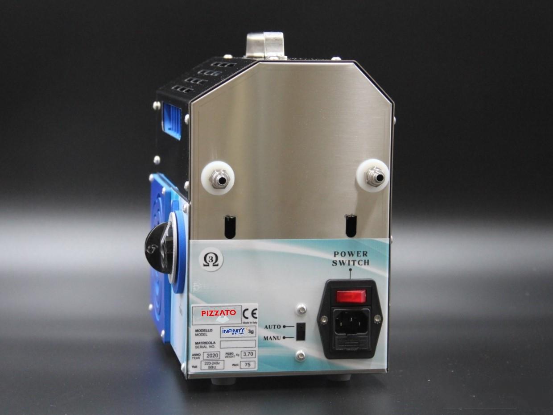 infinity air 3 grammi sanificazione ozono accensioni