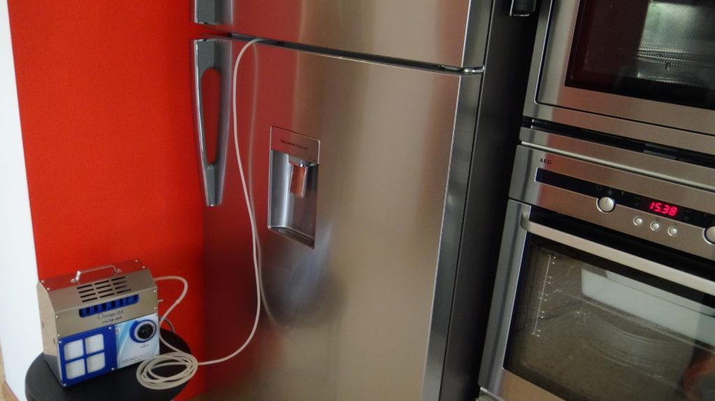 frigoriferi sanificati